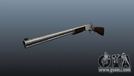 Winchester Repeater v2 for GTA 4