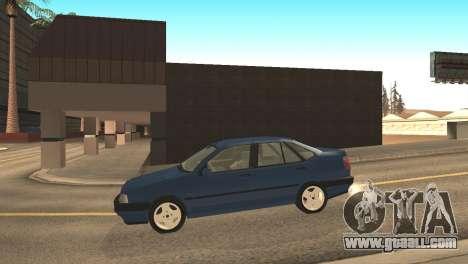 Fiat Tempra 1990 for GTA San Andreas left view