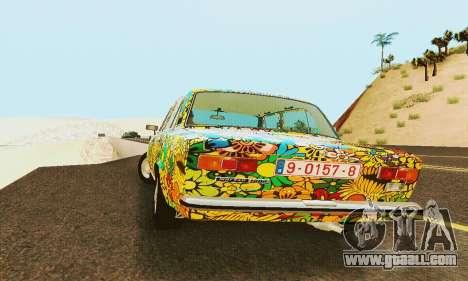 VAZ 21011 Hippie for GTA San Andreas inner view