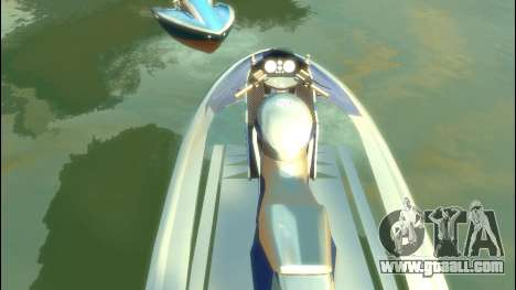 Personal watercraft from GTA V for GTA 4 left view