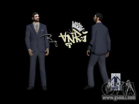 MafiaBoss HD for GTA San Andreas