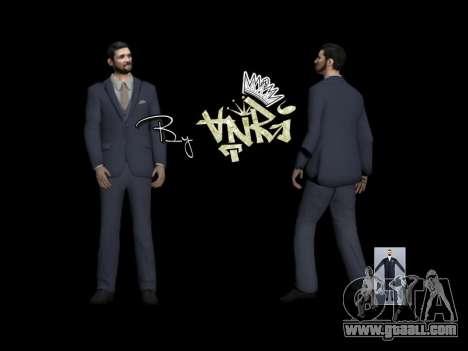 MafiaBoss HD for GTA San Andreas