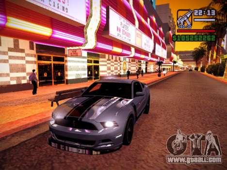 ENB by DjBeast for SA:MP Light Version for GTA San Andreas tenth screenshot