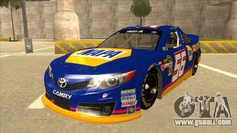 Toyota Camry NASCAR No. 56 NAPA for GTA San Andreas
