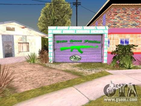 Karl House texture for GTA San Andreas forth screenshot