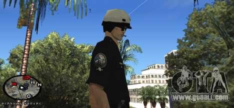 Los Angeles Air Support Division Pilot for GTA San Andreas third screenshot