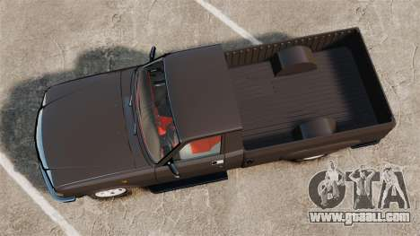 Gaz-3110 Pickup for GTA 4 right view