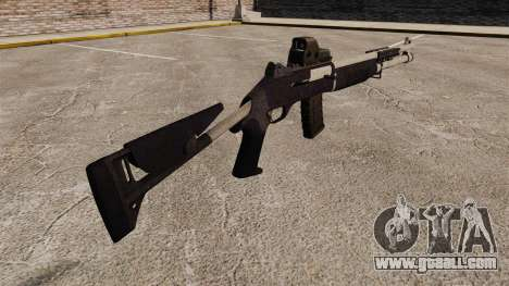 Shotgun M1014 v4 for GTA 4 second screenshot