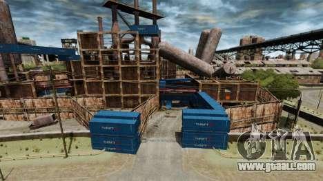 A defensive base for GTA 4