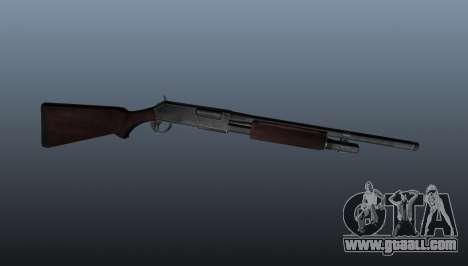 Pump-action shotgun for GTA 4 third screenshot