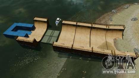 Swing bridge for GTA 4