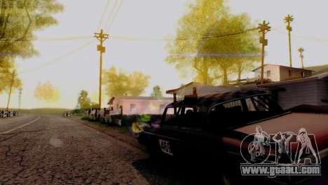 Caligraphic ENB v1.0 for GTA San Andreas forth screenshot
