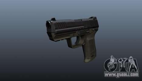 Gun HK45C v2 for GTA 4