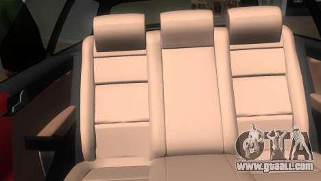 Volkswagen Passat B7 2012 for GTA Vice City back view