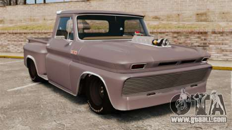 Chevrolet C-10 Stepside v3 for GTA 4