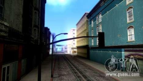 ENBSeries by egor585 V3 Final for GTA San Andreas forth screenshot