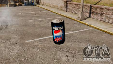 New soda vending machines for GTA 4 forth screenshot