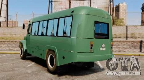Kavz-3976 for GTA 4 back left view