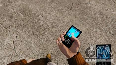 Themes for phone brands clothing for GTA 4