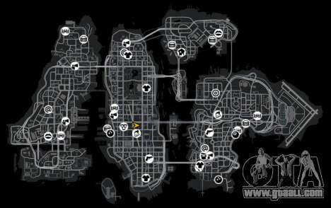 Penthouse v2.0 for GTA 4 fifth screenshot