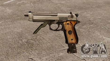 Auto Beretta M93R for GTA 4 third screenshot