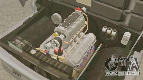 Chevrolet C-10 Stepside v3 for GTA 4 inner view