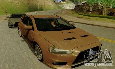 ENBSeries for Medium PC for GTA San Andreas second screenshot
