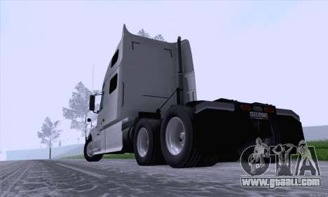 Volvo VNL 780 for GTA San Andreas left view