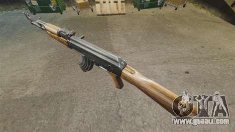 AK-47 for GTA 4 second screenshot