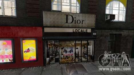 Real stores v2 for GTA 4 eleventh screenshot