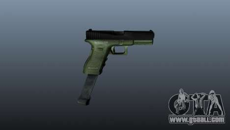 Glock 18 Akimbo MW2 v3 for GTA 4 third screenshot