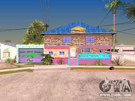 Karl House texture for GTA San Andreas second screenshot