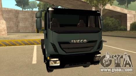 Iveco Hi-Land for GTA San Andreas left view