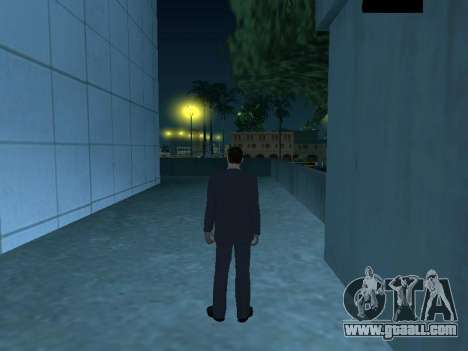 MafiaBoss HD for GTA San Andreas forth screenshot