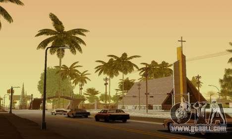 ENBSeries for Medium PC for GTA San Andreas fifth screenshot