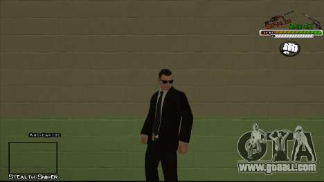 SAPD Pak skins for GTA San Andreas eighth screenshot