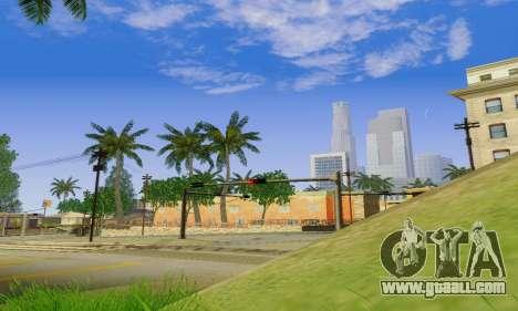ENBSeries for Medium PC for GTA San Andreas third screenshot
