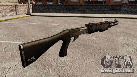 Shotgun Franchi SPAS-12 for GTA 4 second screenshot