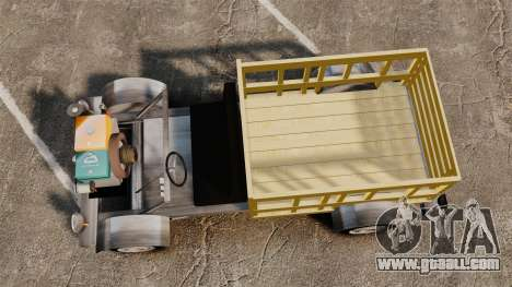 Carreta Agricola Tobaton for GTA 4 right view