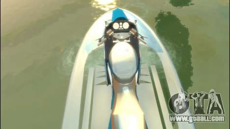 Personal watercraft from GTA V for GTA 4 right view