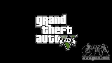 Menu and boot images in the style of GTA V for GTA 4 second screenshot