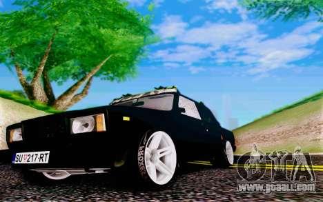 VAZ 2107 Riva for GTA San Andreas