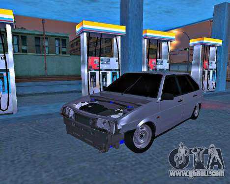 VAZ 2109 Broken for GTA San Andreas