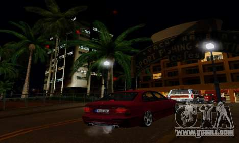 ENBSeries for Medium PC for GTA San Andreas seventh screenshot