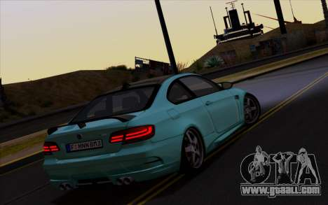 BMW M3 Hamann for GTA San Andreas right view