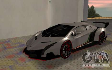 Lamborghini Veneno Advance Edition for GTA San Andreas