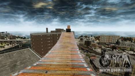 Ramp GTA IV for GTA 4 second screenshot