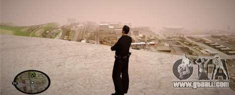 Los Angeles Police Officer for GTA San Andreas sixth screenshot