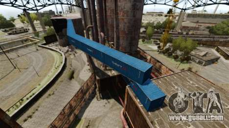 A defensive base for GTA 4 fifth screenshot