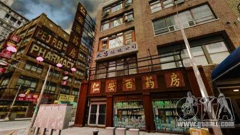 Real stores v2 for GTA 4 forth screenshot